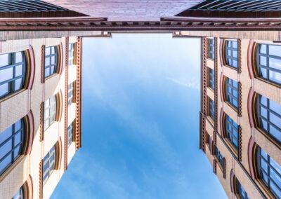 Gewerbehof Bildergalerie Bülowbogen Berlin Impressionen