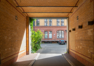 Gewerbehof Bülowbogen Berlin