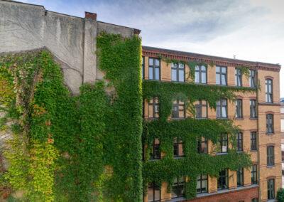 Gewerbehof Bülowbogen Berlin Impressionen