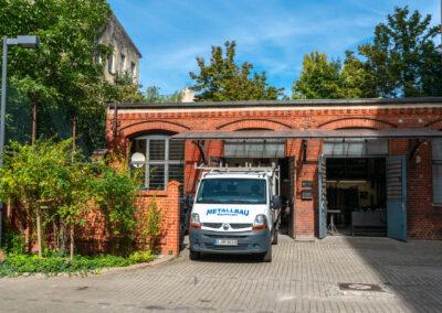 Gewerbehof Bildergalerie Bülowbogen Berlin