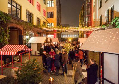 Weihnachtsmarkt Bildergalerie Gewerbehof Bülowbogen