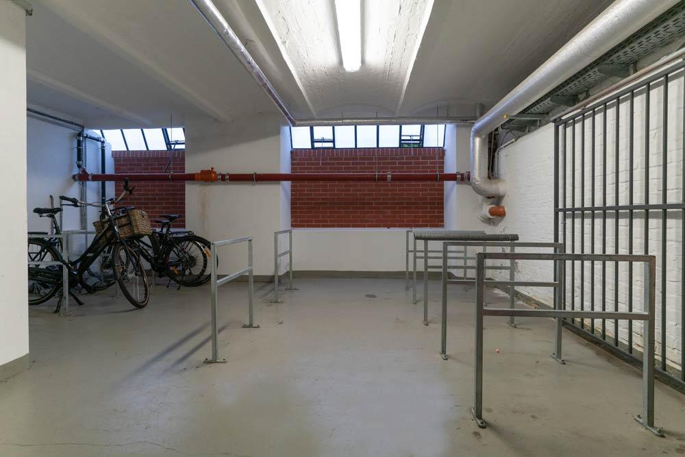 Service Fahrradkeller Gewerbehof Bülowbogen