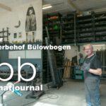 rbb Heimatjournal Gewerbehof Bülowbogen